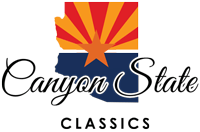 Canyon state logo